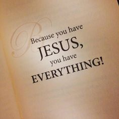 Jesus,+Fill+My+Heart...:+When+You+Have+Jesus,+You+Have+Everything