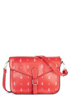 Whatever Floats Your Tote Bag, #ModCloth How can I justify spending $60 on a handbag??