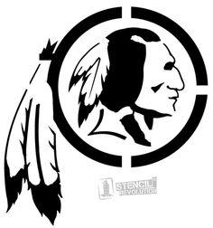 Skin logo washington redskins 15 ideas for 2019 Redskins Logo, Redskins Cake, Redskins Football, Nfl Logo, Redskins Cheerleaders, Football Team, Skin Logo, Free Stencils, Printable Stencils