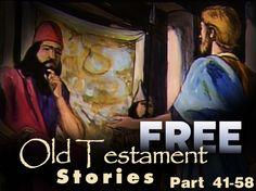 Free Old Testament Stories Part 41-48