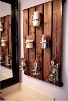 Ball Jar Storage - Click HERE for the steps -