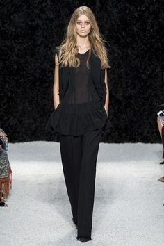 Vera Wang Spring/Summer 2015 Ready-To-Wear