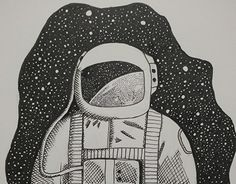 "Check out new work on my @Behance portfolio: ""Astronaut"" http://be.net/gallery/44253207/Astronaut"
