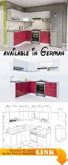 B017RKAWGW  idealShopping GmbH Unterschrank mit Arbeitsplatte - küchen unterschrank mit arbeitsplatte