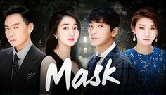 Resultado de imagen para mask k drama