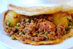 King Adz: Cape Malay Cookbook + Mince & Pea Cape Malay Curry