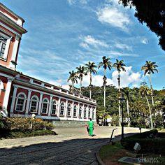 O Museu Imperial, em Petrópolis (RJ), possui o principal acervo do país relativo ao império brasileiro, em especial o chamado 2º Reinado, período governado por D. Pedro II. A visita é um mergulho na história do Brasil, vale a pena! Foto: @_sil_nunes