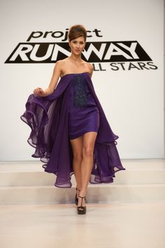 Episode 6: The winning design this week – can you say gorgeous?! #PRAllStars