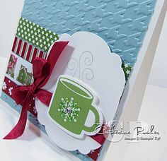 Scentsational Season Stampin' Up Holiday Collection Framelits