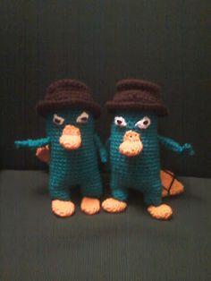 Cute crochet amiguri pattern freebie!