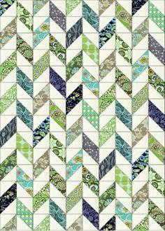 LOVE THIS - for sunnyside quilt?