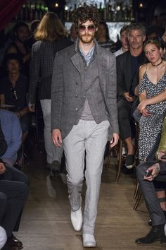 John Varvatos Spring 2017 Menswear Fashion Show