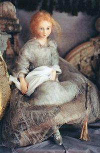 Cinderella  Anna Brahms' doll  2006