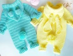 Patterns Baby Overalls FREE Crochet Pattern for Baby new Pattern images for 2019 - Page 48 of 57 - Kids Crochets Crochet Gratis, Free Crochet, Knit Crochet, Crochet Onesie, Crotchet, Crochet Toys, Baby Overalls, Kids Patterns, Sewing Patterns