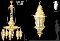 Mosque Architecture, Architecture Design, Swarovski, Decorative Lighting, Led, Luster, Palace, It Cast, Chandelier