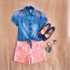 fashion set / ootd / outfit / hot summer