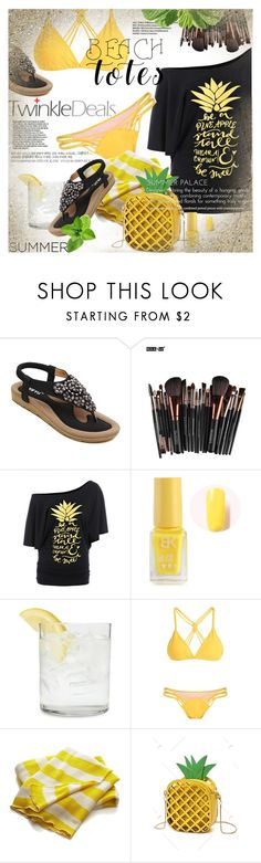 """""""Win $30 Cash from Twinkledeals"""" by pashha ❤ liked on Polyvore featuring Bormioli Rocco and Crate and Barrel"""