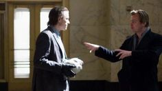 Ledger and Nolan -The dark knight-