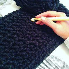 By @amanomadewithlove  #crochet #crocheting #instacrochet #igcrochet #vscocrochet #crochetlove #crochetaddict #crocheter #crochetersofinstagram #etsycrochet #makersgonnamake #craft #hobby #handmade #handmadeisbetter #chunkyyarn #cozy #widn #wip #onmyhook #behindthescenes #slowliving #handsandhustle #supporthandmade by crochetcurator