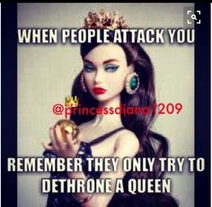 only a jealous bitch.get well soon queen of envy Quotes To Live By, Me Quotes, Funny Quotes, Diana Quotes, Qoutes, Moment Quotes, Sassy Quotes, Badass Quotes, Change Quotes