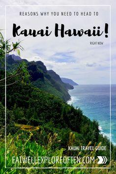 Reasons Why You Need to Head to Kauai Hawaii - Where to STAY and best things to do in Kauai Hawaii