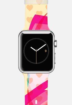 Hearts Apple Watch Strap | @casetify