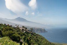 Costa de Acentejo con vistas al Teide, La Matanza, Tenerife, Islas Canarias / Acentejo Coast with Mount Teide views, Canary Islands / Acentejo-Küste mit Teide-Blick, Teneriffa, Kanarische Inseln