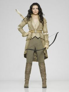 """Once Upon A Time S3 Ginnifer Goodwin as """"Snow/Mary Margaret"""""""
