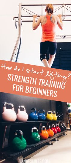 Strength Training for Beginners: How do I start lifting?