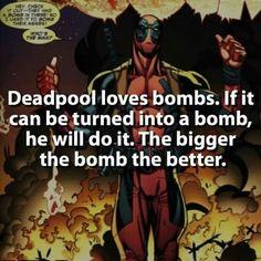 Deadpool Facts, Deadpool Love, Marvel Facts, Marvel Dc Comics, Marvel Heroes, Marvel Avengers, Comic Book Heroes, Comic Books, Comic Art
