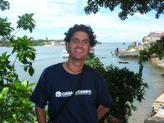 Frédéric Mathieu in Fort Jesus, Mombasa, Kenya (10/04/2006)