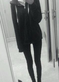 skinny, thinspo, and ana image