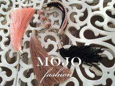 MOJO fashion / Bracelet with 3 Tassels