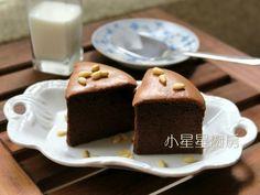 香濃綿密!質地超級細緻的巧克力棉花蛋糕