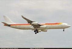 Iberia (Unititled Airbus A340-300