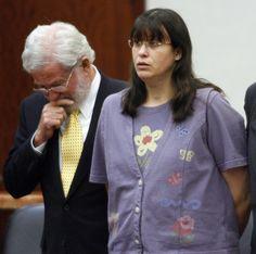 Andrea Yates: Killed her five children.