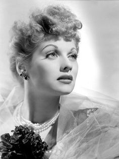 Lucille Ball - one of the most beautiful women ever