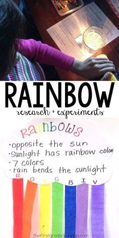Rainbow research and