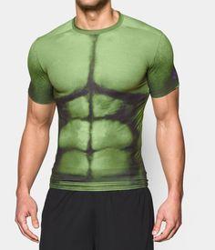 Men's Under Armour® Alter Ego Hulk Compression Shirt | Under Armour US