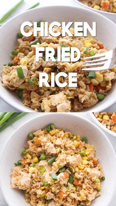 Chicken Fried Rice Recipe Easy Dinner Recipe My family loves this Chicken Fried Rice It s so simple to make and is better than take-out A simple side dish or easy meal idea chicken fried rice side dish homemade Easy Rice Recipes, Healthy Dinner Recipes, Cooking Recipes, Easter Recipes, Easy College Recipes, Dirty Rice Recipe Easy, Easy Fried Rice, Fried Rice Recipes, Slow Cooker Rice Recipes