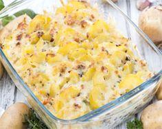 Patatas al Horno con Mantequilla