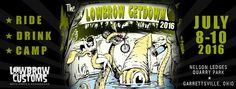 The Lowbrow Getdown @lowbrowcustoms