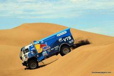 rally semis   Dakar Rally 2014 - Best of Cars Trucks