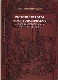 Inventário de Livros Raros e Desconhecidos | VITALIVROS
