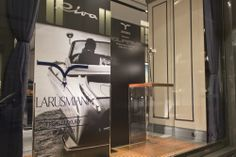 Larusmiani Concept Boutique – Worldwide Preview Aquariva 8th – 13th April #Larusmiani #rivayacht #fuorisalone #MilanDesignWeek #Aquariva @FerrettiGroup