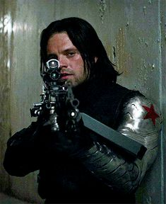 idk man bucky should've popped a cap in that asshole when he had a clear shot