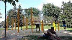 Tutorial #1 Rozgrzewka przed ćwiczeniami na drążku/Warmup exercises before training on the bar