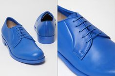 paint a cheap pair of oxfords