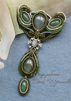 Amazing beaded accessories by Olga Shumilova | Beads Magic