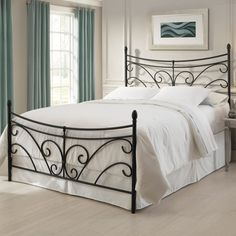Wrought Iron Bedroom Furniture   Interior Decorations For Bedrooms. BettWeiße  BettwäscheBettgestelleSchlafzimmerdesignSchlafzimmer IdeenRomantische ...